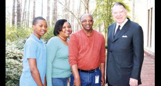 NCCU's New Endowed Professorship