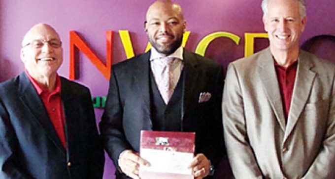 Finance company gives to NWCDC