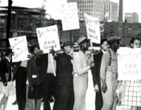 Workers in 1940s R.J.R. labor strikes to gain honor Friday