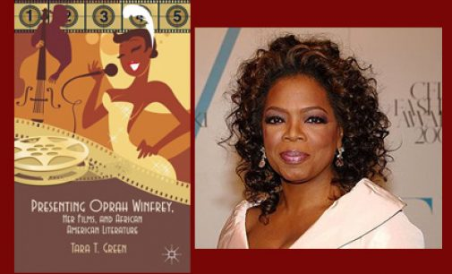 UNCG's Green probes Oprah's literary and cultural influences