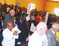 Organizations from across state make plans for grassroot changes