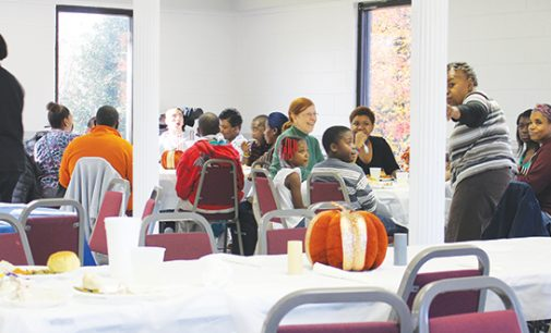 Churches open doors for Thanksgiving feasts