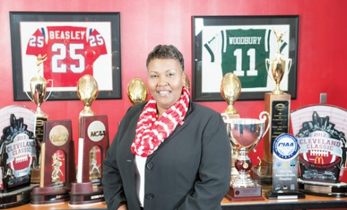 Christian athletes board welcomes WSSU's Tonia Walker
