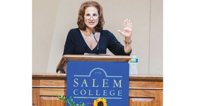 Female leaders speak at Salem business conference