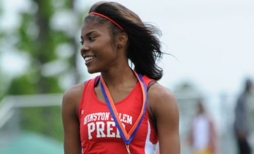 Prep's track standout Sloan