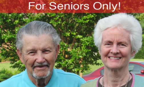 For Seniors Only: Senior Spotlight