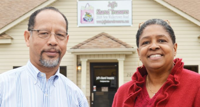 Couple looks to carve niche with new shop