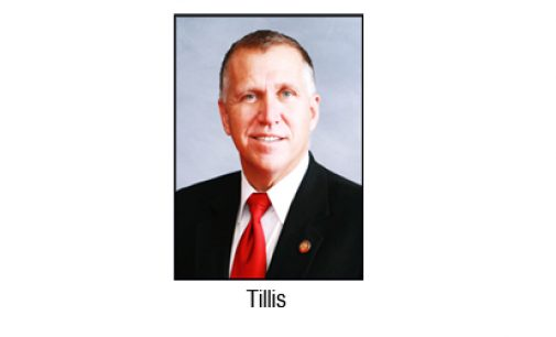 Editorial: City Shouldn't be Nanny and Thom Tillis
