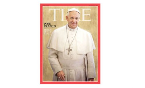 Pope tops best-mannered list