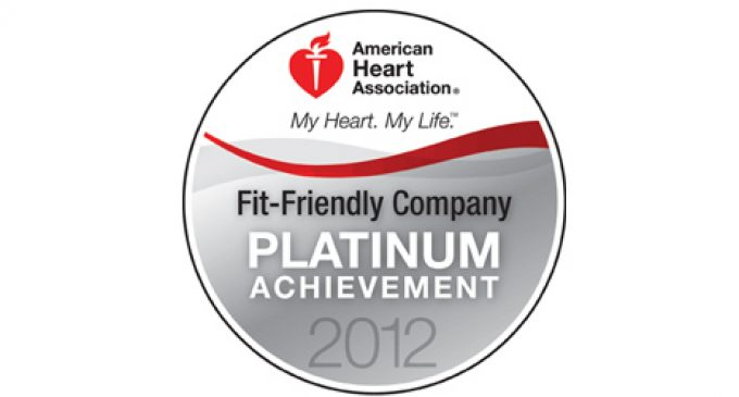 Companies honored for commitments to wellness