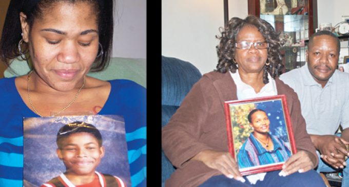 Kin of murder victims wish for different sort of resolution