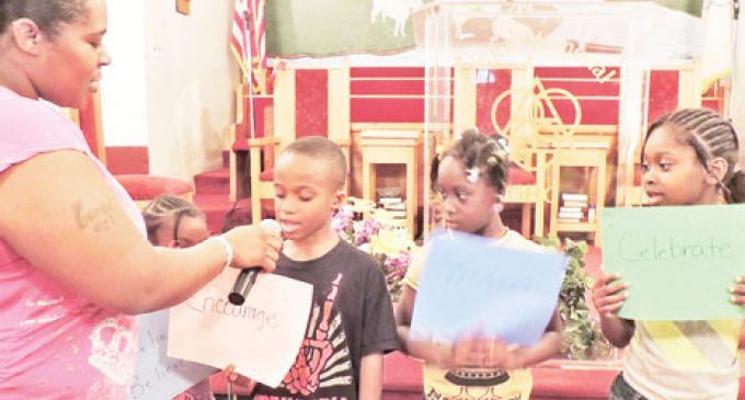 Diggs hosts successful VBS