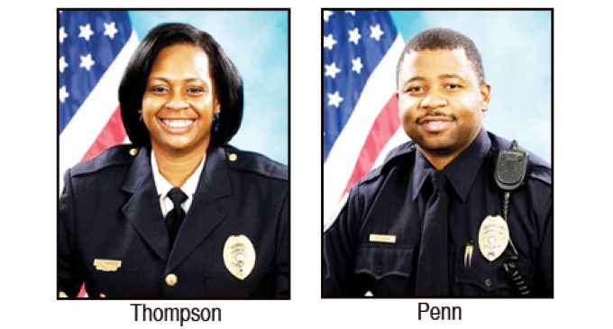 Several promoted at WSPD