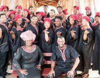 WSSU singers Charleston-bound
