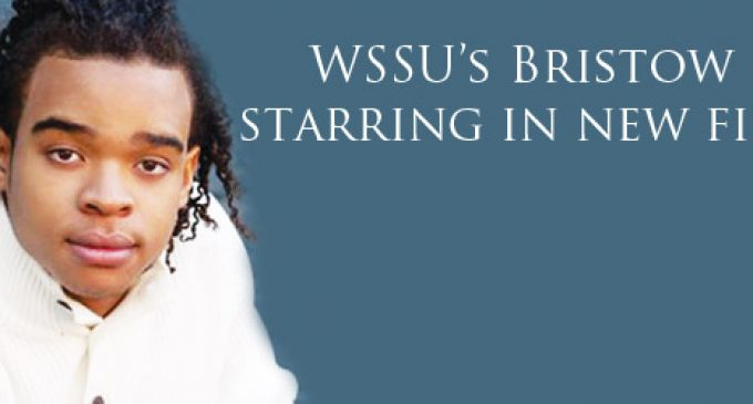 WSSU's Bristow starring in new film