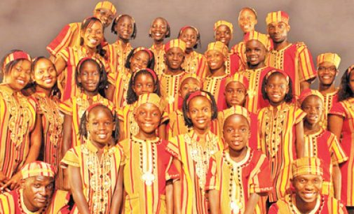 Acclaimed choir coming to town