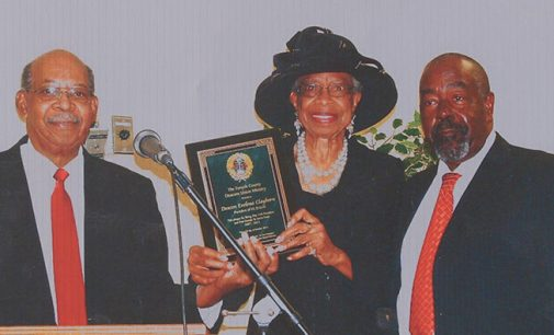 Forsyth County Deacon Union Ministry bestows trailblazing honor