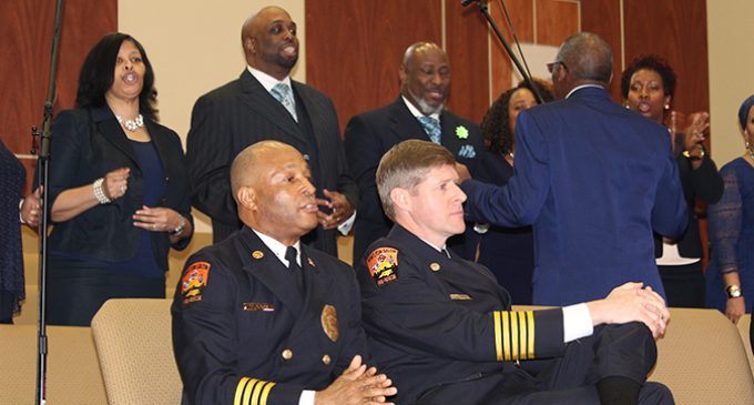 Black History Month: Winston-Salem Police and Fire departments honor 6