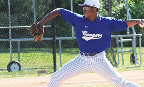 Calvary Baptist pitcher Marcus McKoy is  WSSU-bound