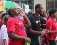 Photos from Moral Monday, submitted by the public