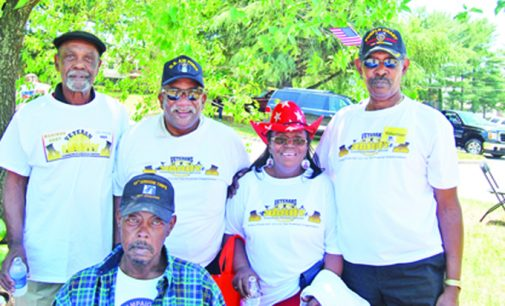 HARRY veterans group commemorates Memorial Day with community