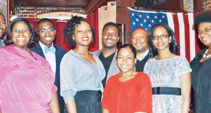 Young Professionals making their mark