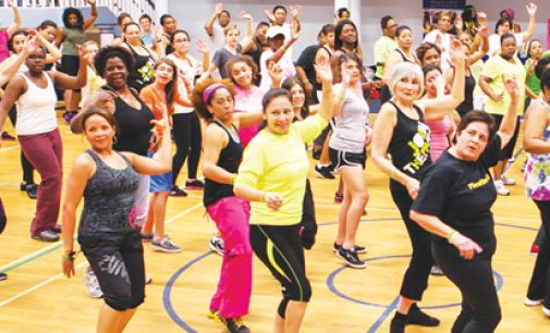 Zumbathon to support Enrichment Center