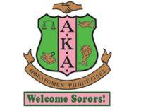 Phi Omega Chapter of AKA awards scholarships