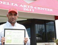 Delta Arts Center hosts community day, shows off improvements