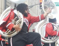 WSSU's event is more than  just a parade