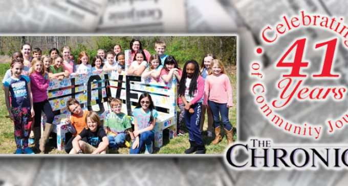 Elementary School Gains Place Of Compassion Ws Chronicle