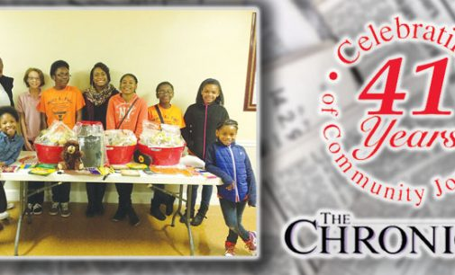 Gleaners spread Christmas cheer