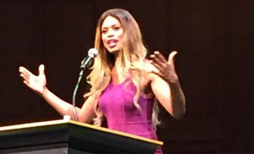 Actress and activist Laverne Cox  advocates transgender label for census