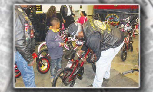 23rd Annual Peace Toys for War Toys exchange draws large crowd