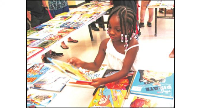 Kids' book club inaugurated
