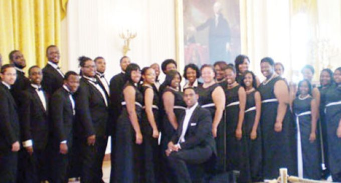 A&T Choir to perform  at Goler Metropolitan