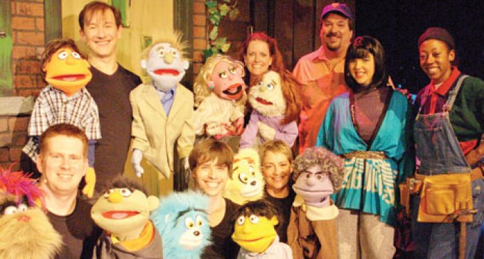 """Avenue Q"" returning to local stage"