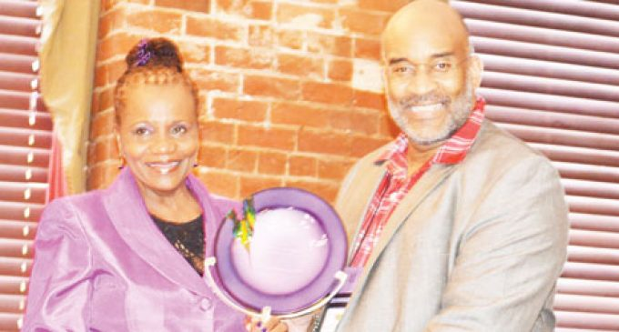 Award celebrates legacy of NBTF founder