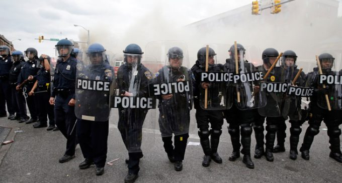 Reforming Baltimore police may need U.S. oversight