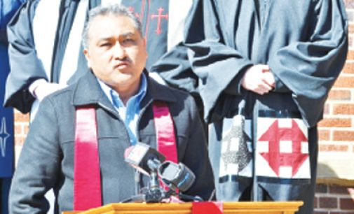 Baptist leaders: push through immigration reform
