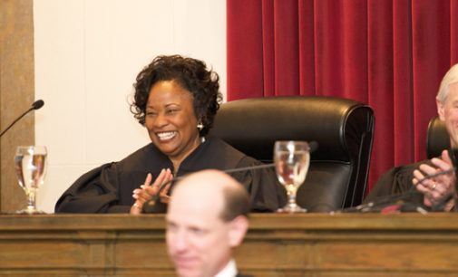 Loretta Biggs becomes U. S. judge
