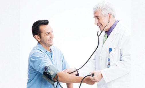 Blood pressure:  Lower may not be better