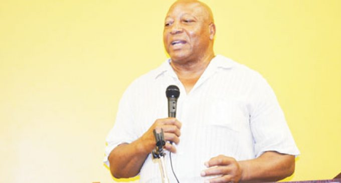Bonecrusher Smith touts the benefits of healthy living