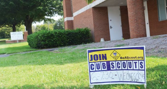 Black churches stand by Boy Scouts