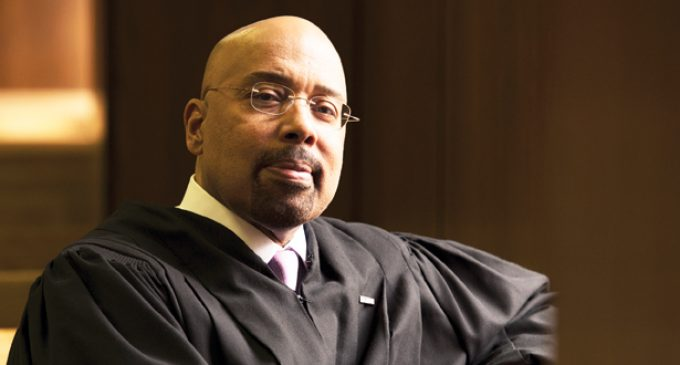 Judge Burke assumes new position
