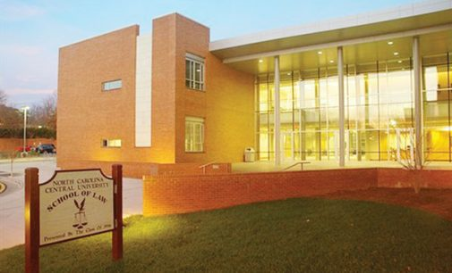 NCCU Law names new dean