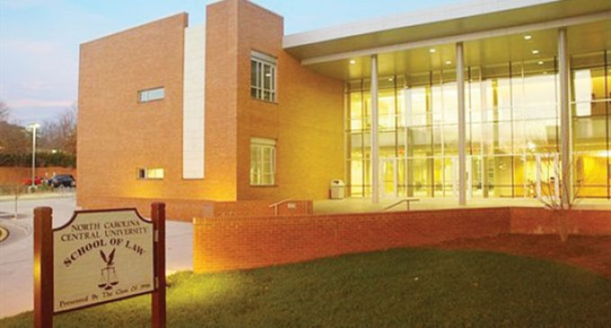 NCCU Law names new dean