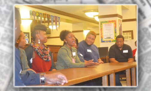 Former WSPA students return to their alma mater to discuss college