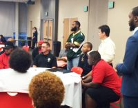 WSSU Students Discuss Trust with Law Enforcement