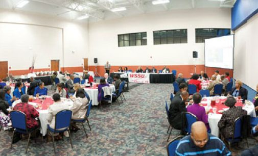 Enterprise Center debuts new conference/banquet space
